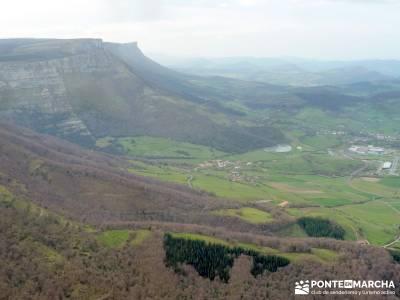 Salto del Nervión - Salinas de Añana - Parque Natural de Valderejo;sitios visitar madrid senderos